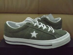 Converse One Star OX Suede Youth Size 7