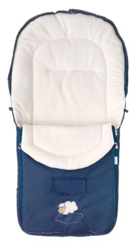 Universal Fleece Footmuff Cosytoes Cold Weather Waterproof Stroller Pram Sleep