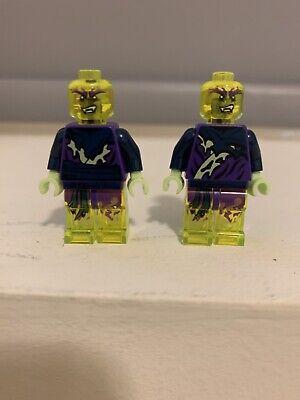njo141 New lego ghost warrior kohler//pyrrhus//cyrus from ninjago set 70730