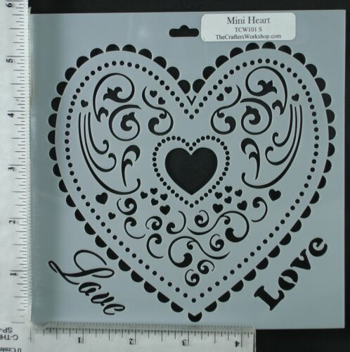 Mylar Craft Stencil VARIOUS