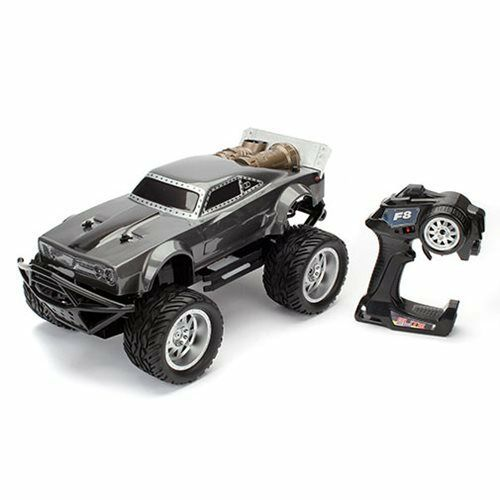 Fast & Furious Ice Charger Remote Controlled Car 1 12 Scale