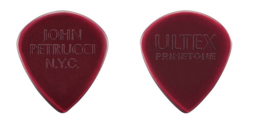 oxblood 3 Stück Dunlop John Petrucci Primetone Jazz III Plektren