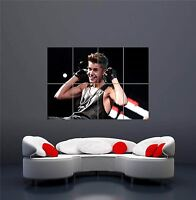 JUSTIN BIEBER MUSIC NEW GIANT WALL ART PRINT PICTURE POSTER OZ1080