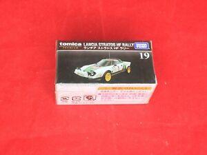 TOMICA-TOMY-Premium-19-Lancia-Stratos-HF-Rally