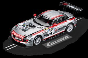 Top Tuning Carrera Digital 132 - Mercedes-Benz SLS AMG Gt3 - No.2 like 30551