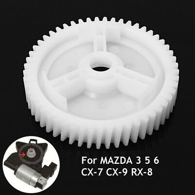 50X MAZDA 3  5   6 7 CX-9  RX-8 POWER WINDOW MOTOR GEAR REGULATOR FRONT OR REAR