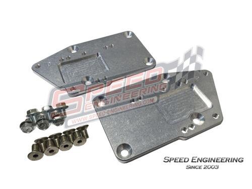 "LT Conversion Swap Motor Mount /""Plates/"" LT1 5.3L, 6.2L LT4 LT5"