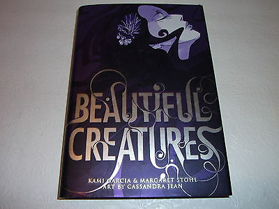 BEAUTIFUL CREATURES: THE MANGA--SIGNED by MARGARET STOHL--1ST--HARDCOVER