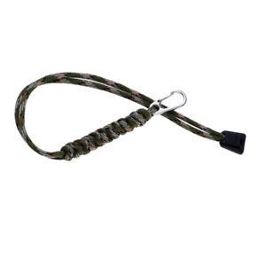5x Paracord Strap Rope Keyring Keychain Key Chain Key Ring Fob Survival Tool
