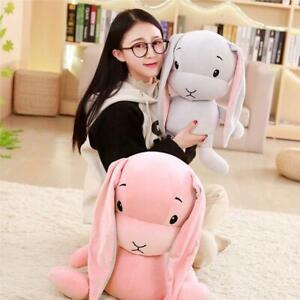 Cute-Bunny-Soft-Plush-Toys-Rabbit-Stuffed-Animal-Baby-Kids-Birthday-Gift-Dolls