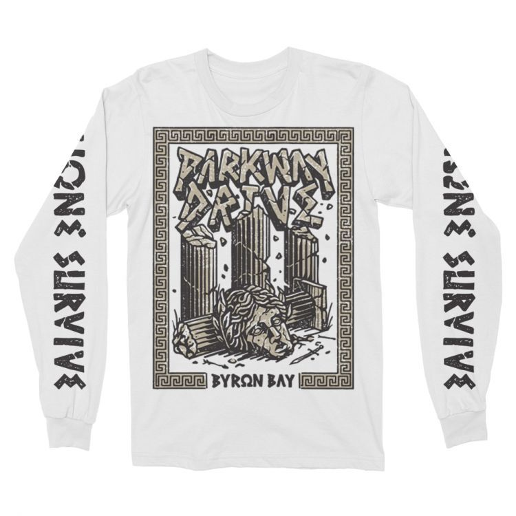 bd0050b1b8a0ce PARKWAY DRIVE Long Sleeve SHIRT M-2XL New Official Kings Road Merch ...