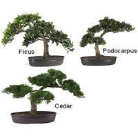 Artificial Bonsai Tree (16 In.)