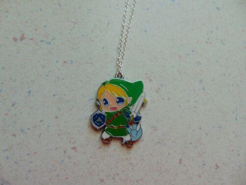 Japan Game Anime The Legend of Zelda  Link  Necklace Pendant Charm Cosplay