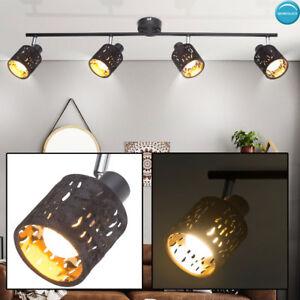 Luminaire-de-Plafond-Decor-Stanzungen-Spots-Tournant-la-Vie-Lumiere-de-Chambres