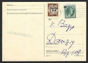 Luxembourg-German-Occupation-card-with-stamps-of-Luxembourg-amp-Germany