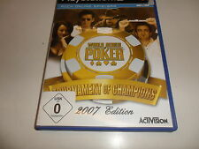 PLAYSTATION 2 World Series of Poker-Tournament of Champions 2007 Edition (6)