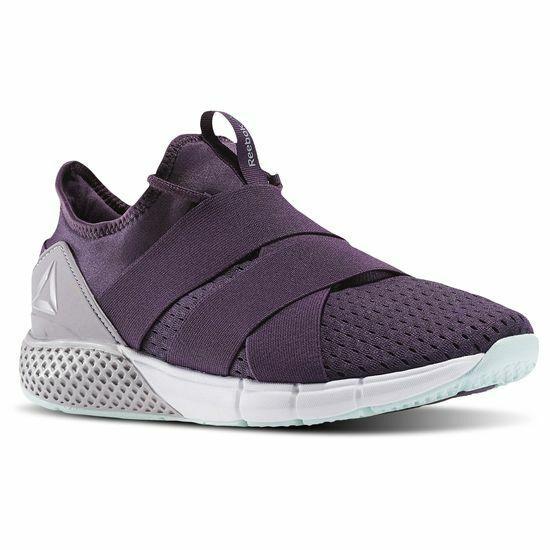 Reebok Impact TR - Purple Fitness & Training shoes For Women Size 7.5