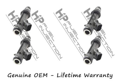 Rebuilt Genuine OEM Delphi 12571863 Fuel Injector Set GM Chevy Pontiac