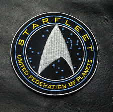 Star Trek Beyond Starfleet United Federation Planets Embroidered IRON ON Patch