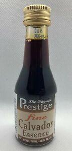 Prestige-Calvados-Essenz-20ml-fuer-0-75-Ltr-fertige-Spirituose-Aroma