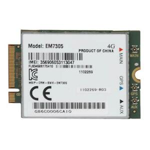 EM7305-3G-4G-Modul-LTE-HSPA-GPS-100-Mbps-Fuer-Dell-Venue-11-Pro-NGFF-WWAN