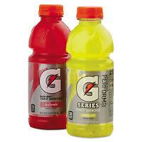 Gatorade Sports Drink Fruit Punch 20oz Bottle 24/carton 28667 on sale