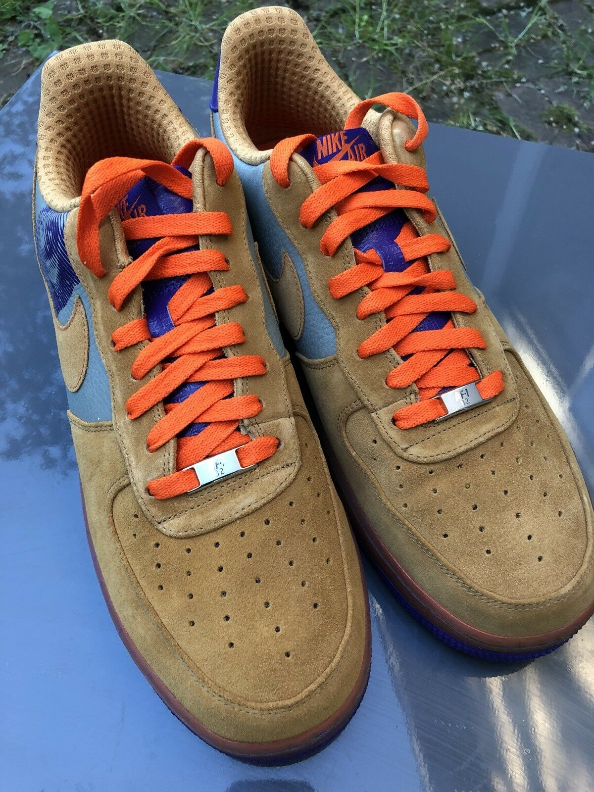 Deadstock Air Force 1 Amare Stoudemire Premium men's 13