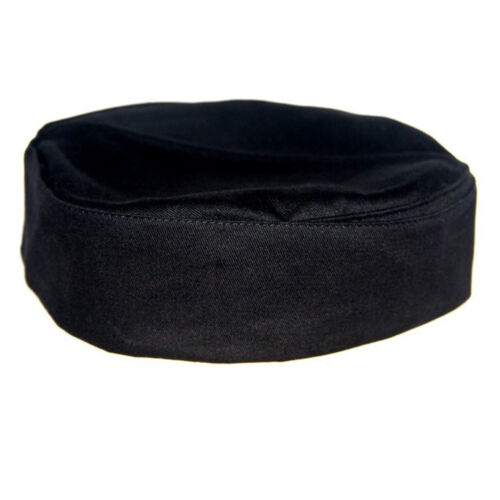 Chef Hat/Skull Cap Professional Catering Chef's CAP perfect in kitchen cleaning