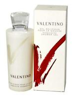 Valentino V 6.7 Oz. Exquisite Shower Gel Perfume For Women 200 Ml Imperfect on sale