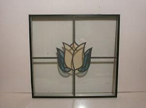 Double Vitrage Au Plomb Light Stained Glass-afficher Le Titre D'origine