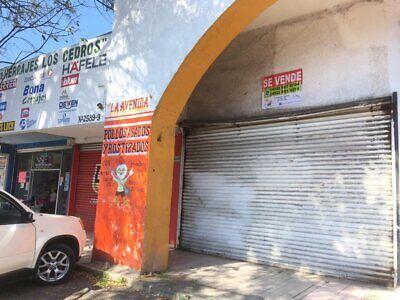 SE VENDE LOCAL COMERCIAL EN CALZADA LA FUENTE 5X14 ENFRENTE DEL COLEGIO HIDALGO