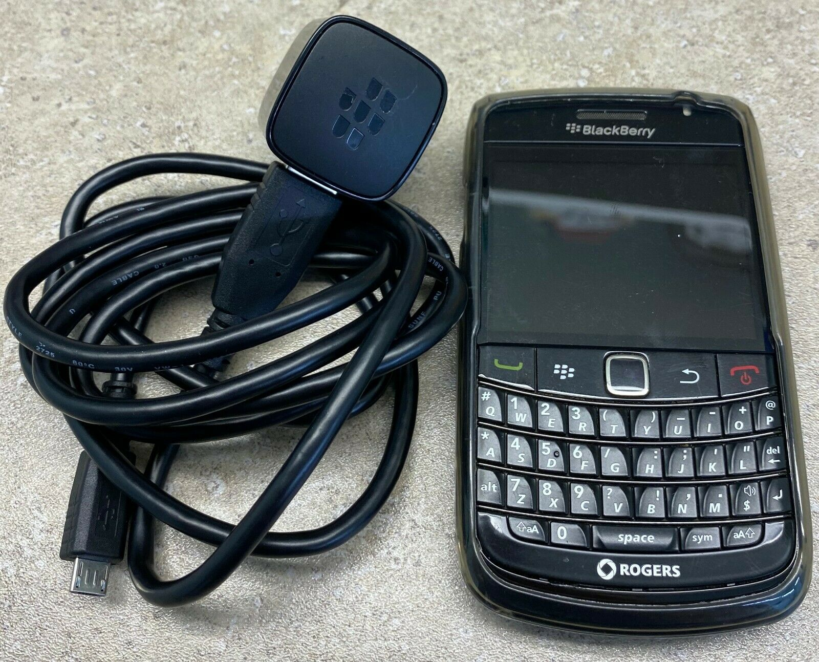 Blackberry Bold 9780 Black Rogers Wireless Smartphone For Sale Online