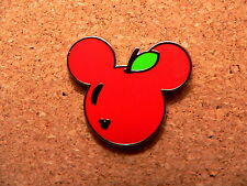 Apple Disney Pin - WDW - 2017 Hidden Mickey Series - Fruit