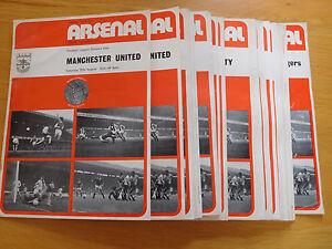 Arsenal-Home-Programmes-1973-74