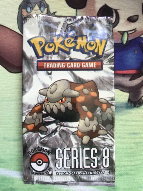 Pokémon TCG POP Series 8 Sealed & Genuine Booster Pack