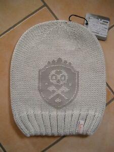 Grobstrick Mütze Freaky Heads Beanie Wintermütze Skull Patch & Logo Flag Hüte & Mützen Damen-accessoires m78