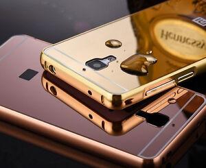 For-Xiaomi-Mi4-2015-Luxury-amp-Premium-Bumper-Mirror-Acrylic-Back-Cover-Case