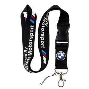Colgante BMW Motorsport, Collar, Llavero BMW M, BMW Motorsport Lanyard, Keyring