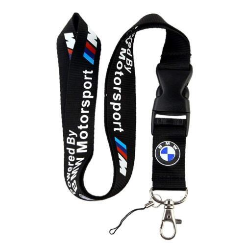 Keyring Llavero BMW M BMW Motorsport Lanyard Colgante BMW Motorsport Collar