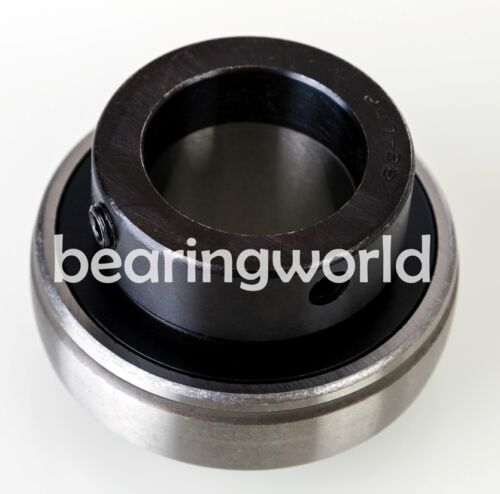 "HC207-22 UG207-22  NA207-22  1-3//8/"" Eccentric Locking Collar Insert Bearing"