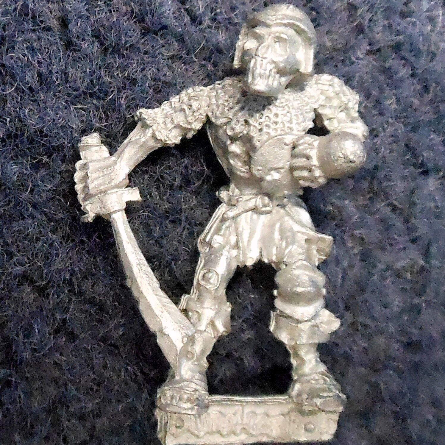 1985 Undead ME72 Sword 3 Dead Men of Dunharrow Lord of the Ring Skeleton Citadel