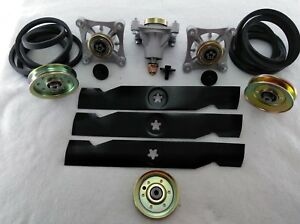 Sears-Craftsman-GT5000-48-034-Lawn-Mower-Deck-Parts-Rebuild-Kit-FREE-SHIPPING