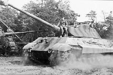 WW2 - Char Tigre Royal avec canon de 88 mm