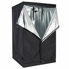 "24""x24""x48"" Indoor Grow Tent Room Reflective 600D Mylar Hydroponic Non Toxic Hut"