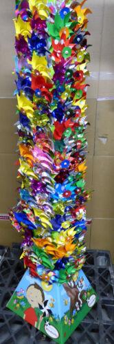 78708620 Windspiel Windmühle 136 Stück Windrad 16cm Vedes Display Nr 236