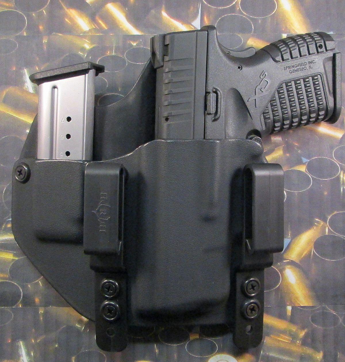Hunt Ready Holsters: SA XDS 3.3