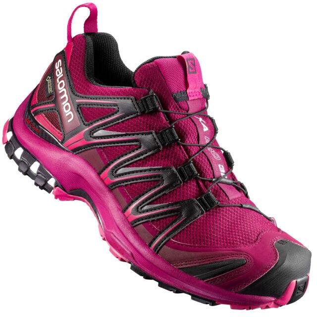Salomon XA PRO 3D GTX Damen Traillaufschuhe : Ein super