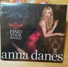 Find Your Wings by Anna Danes (CD, Oct-2016, Independent)