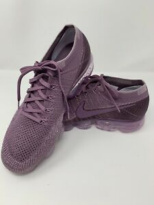 04797da124 NIKE AIR VAPORMAX FLYKNIT VIOLET PURPLE SZ 12 WOMENS/MENS SZ 10.5 ...