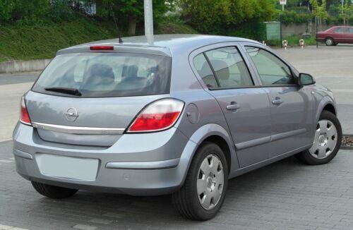 Tlop 101125 espacio de carga bañera tapiz bañera para Opel Astra H 3-und 5-türig 2004-14